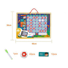 Load image into Gallery viewer, Montessori Develop Good Habits Kids Early Educational Development