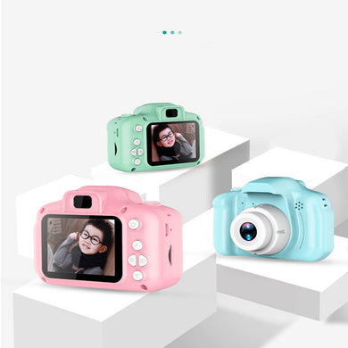 Childrens Mini Digital Camera  HD 2.0Inch LCD