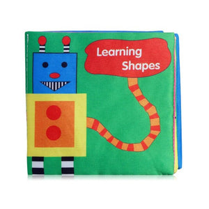 Soft Cloth Book New Infant Kids Early Development