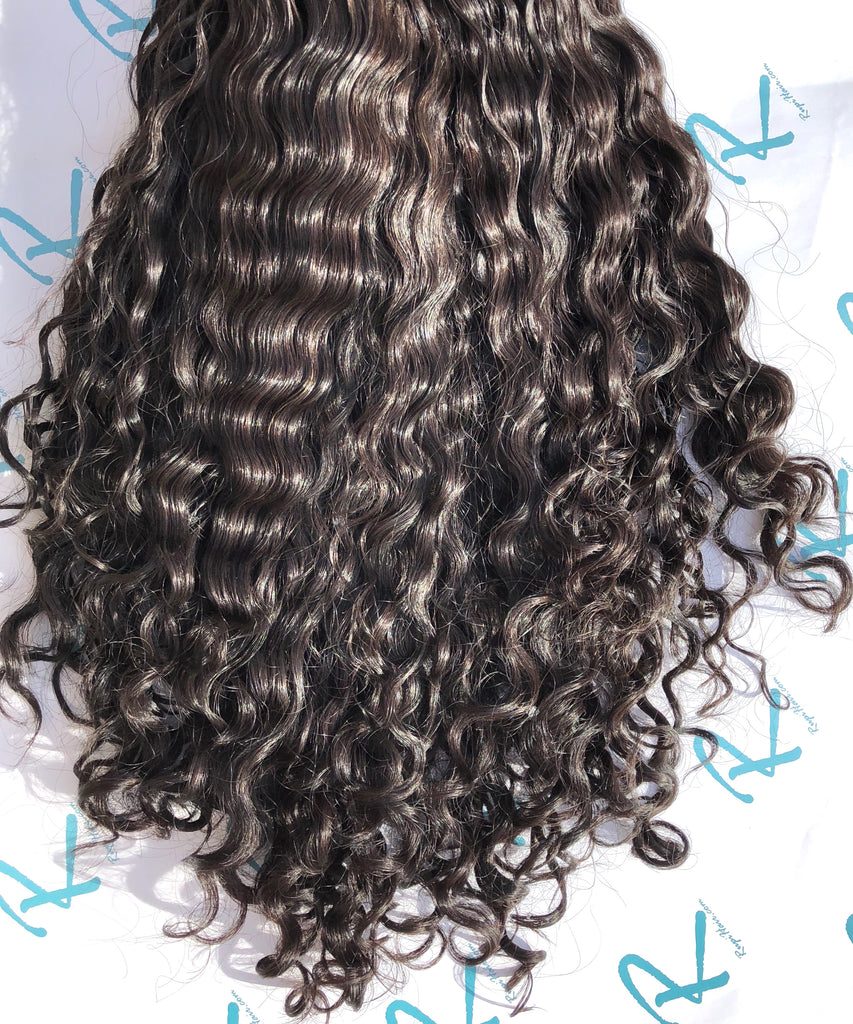 Virgin Course Loose Curly