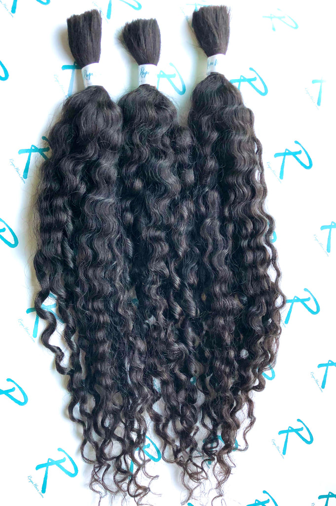 Loose Bulk Braiding Hair