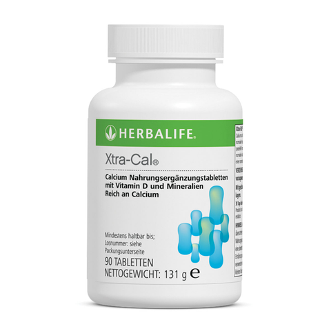 Herbalife Xtra-Cal® 90 Tabletten 131g