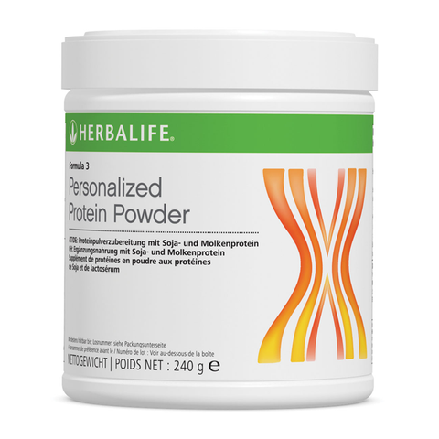 Herbalife Formula 3 - Personalized Protein Powder 240 g