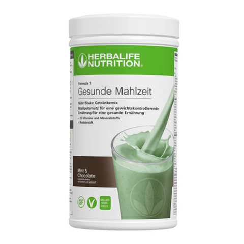 Herbalife Formula 1 Shake Mint & Chocolate 550g