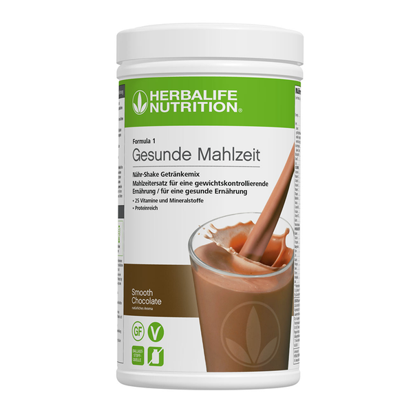 Herbalife Formula 1 Shake Smooth Chocolate Schokolade 550g