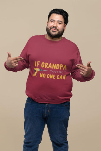 IF GRANDPA CAN'T FIX IT NO ONE CAN - Wombacart