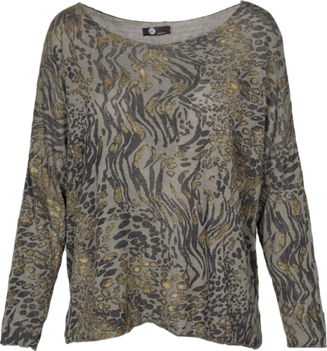 Olive Leopard Long Sleeve