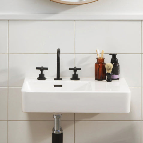 Wall Mounted Basins Perfect For Small Bathrooms Bathware Direct
