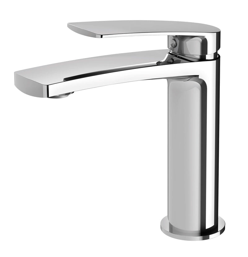 Phoenix Mekko Basin Mixer - Chrome