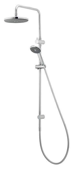 Kiri Satinjet Exposure Rail Shower