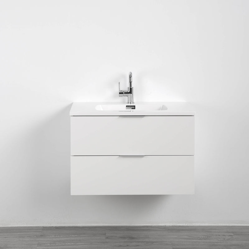 Lexington 900mm Wall Hung Vanity Unit