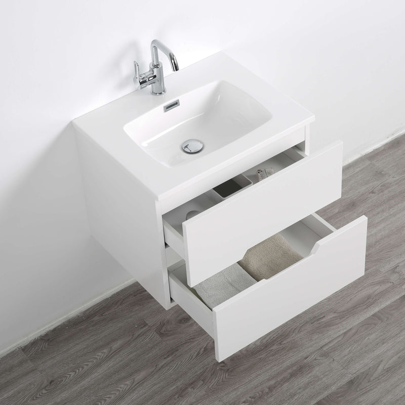 Trafalgar 600mm Wall Hung Vanity Unit