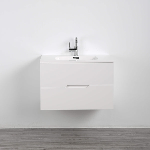 Trafalgar 750mm Wall Hung Vanity Unit