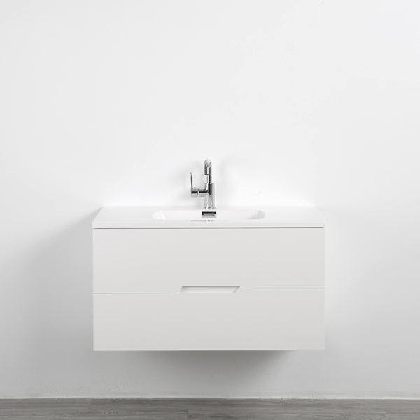 Trafalgar 900mm Wall Hung Vanity Unit