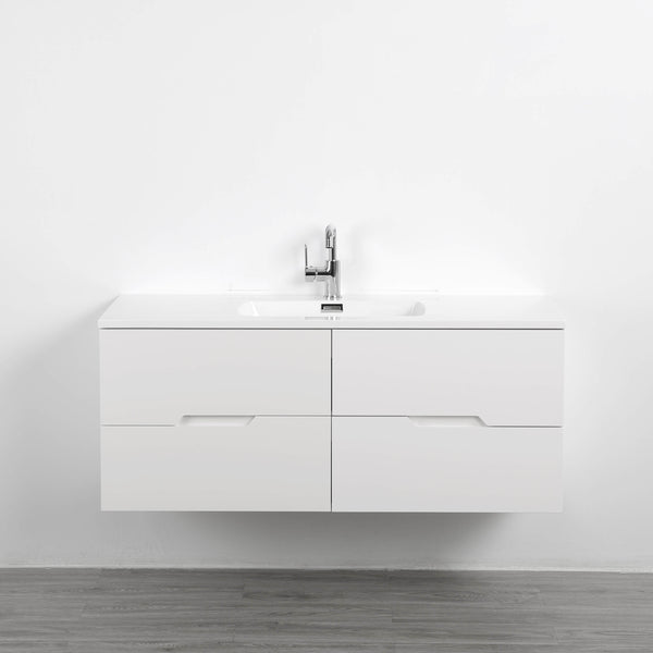 Trafalgar 1200mm Wall Hung Vanity Unit