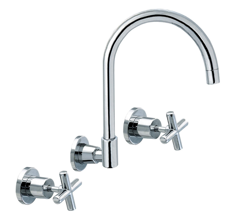 Regatta Wall Sink Set