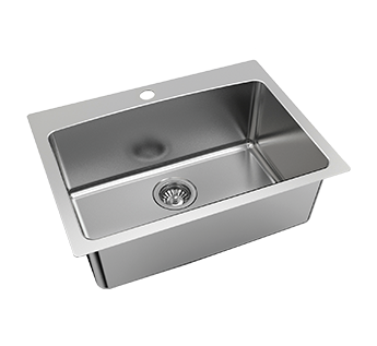 Everhard Nugleam 45L Utility Sink