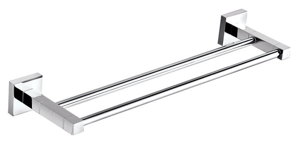Ava Double Towel Rail - 750mm
