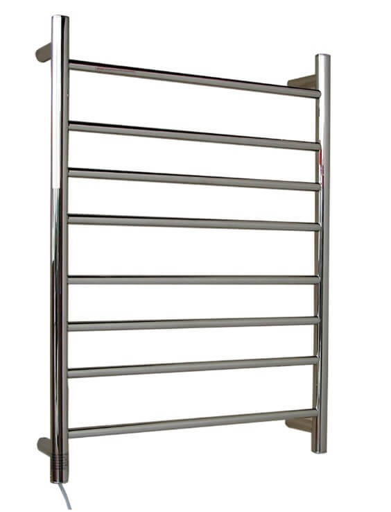 Comet Heated Towel Rail - 600mm Wide