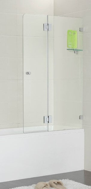Eris Bath Screen Fixed & Swivel