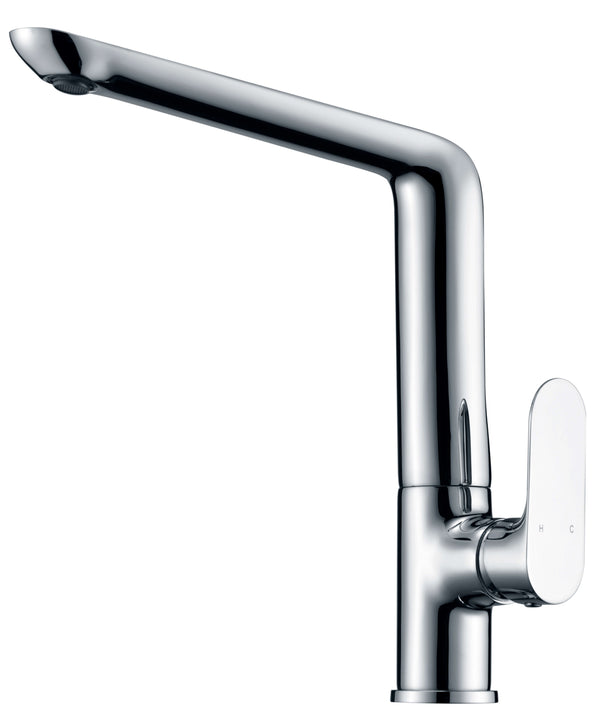 Ikon Nico High Rise Sink Mixer - Chrome