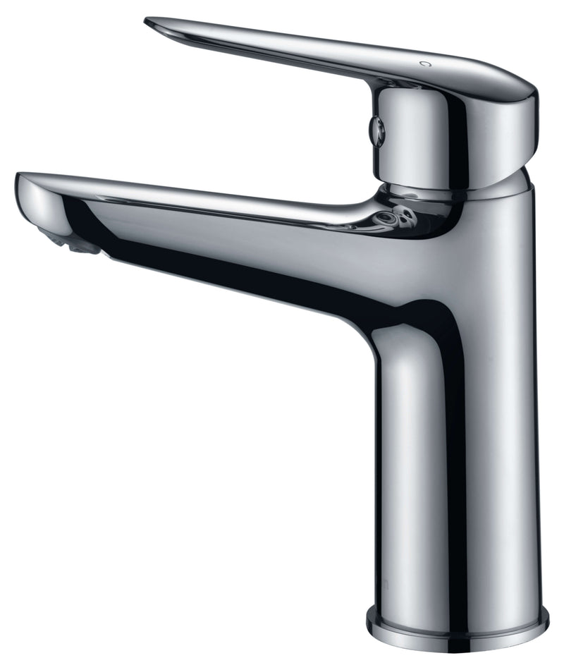 Ikon Riley Basin Mixer - Chrome