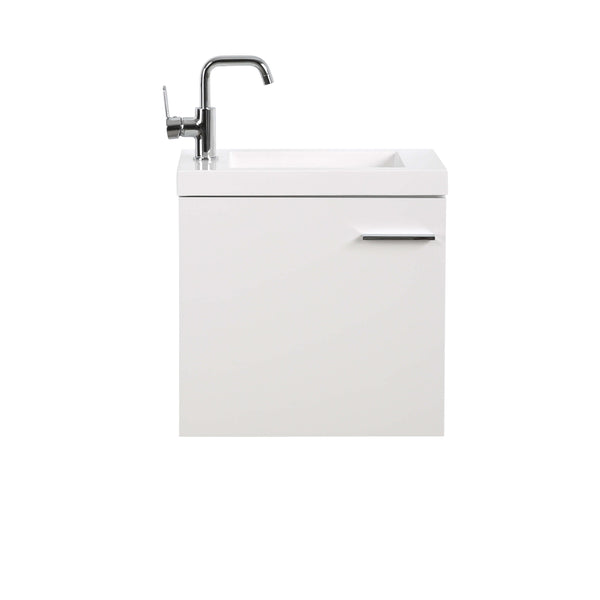 Minikin 530mm Wall Hung Ensuite Vanity Unit