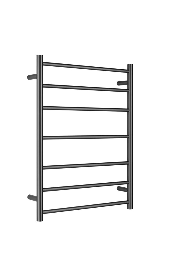 Nero Unheated Towel Ladder 600 x 800mm - Gunmetal Grey