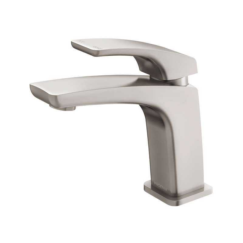 Phoenix Rush Basin Mixer - Brushed Nickel