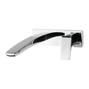 Phoenix Rush Wall Basin Mixer Set 230mm - Chrome