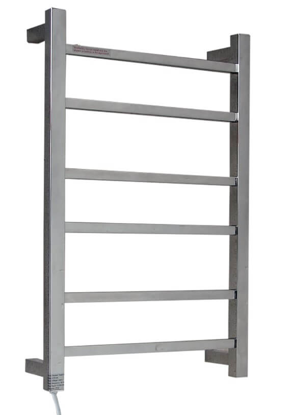 Saturn Heated Towel Rail Square