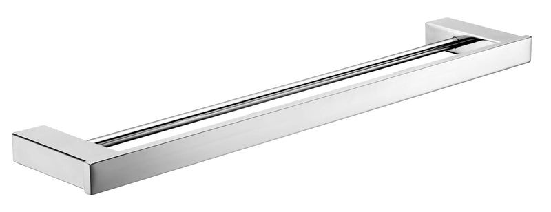 Series 64 Double Towel Rail 610mm Chrome