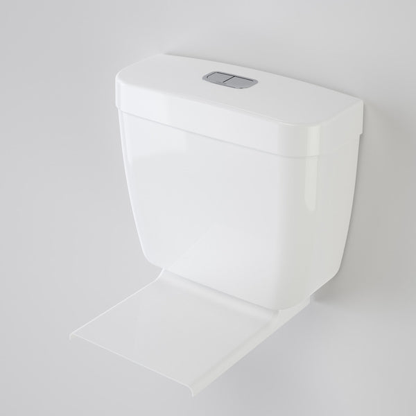Caroma Aire Plastic Connector Cistern & Seat