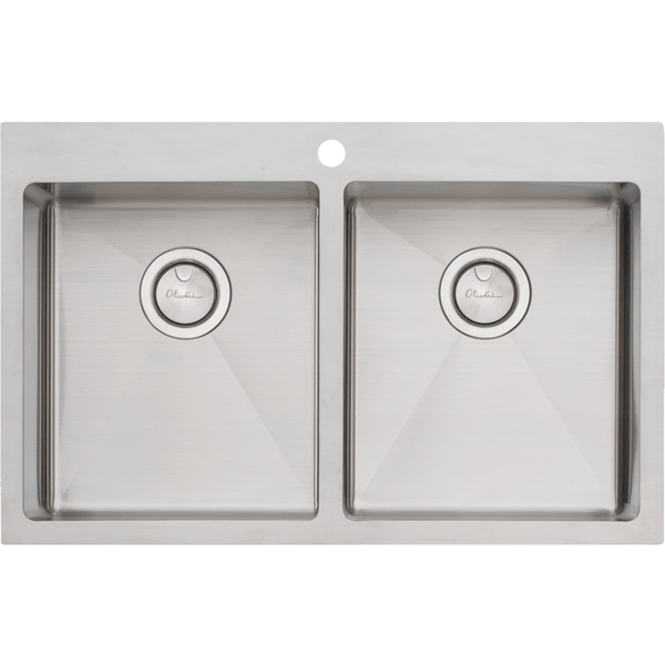 Apollo Double Bowl Sink