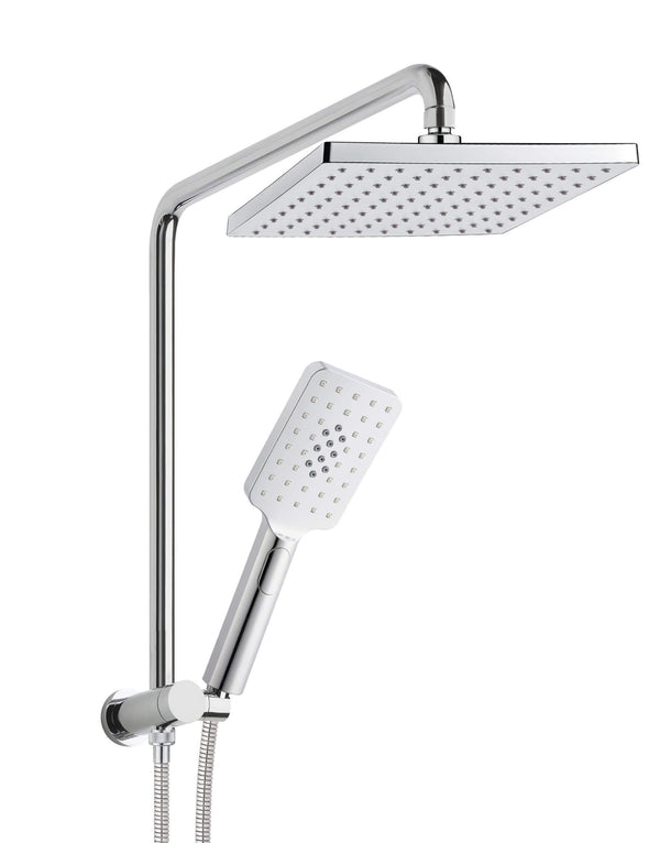 Bakara Rectangular Mini Combo Shower Set