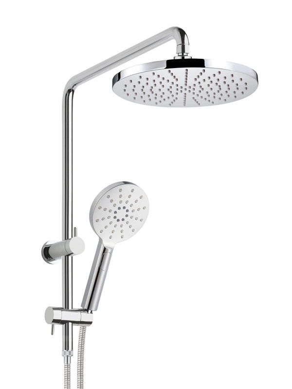 Bakara Round Short-Tail Combo Shower Set