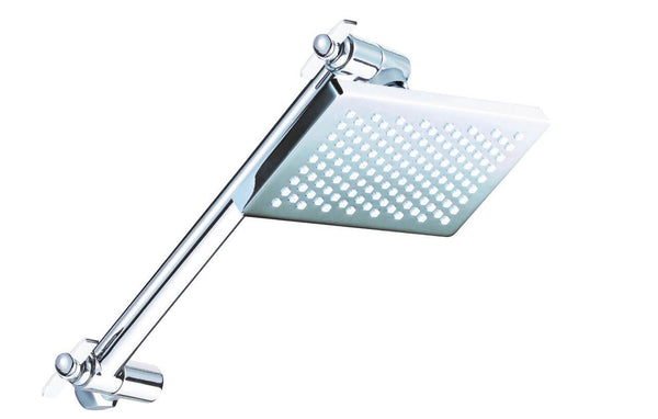 Bakara Small Shower Head on HD All Directional Arm