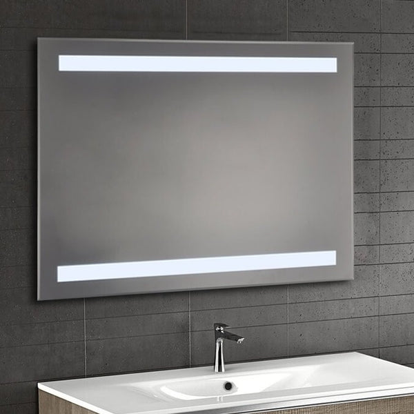 Ablaze Contractor Back-lit Mirror
