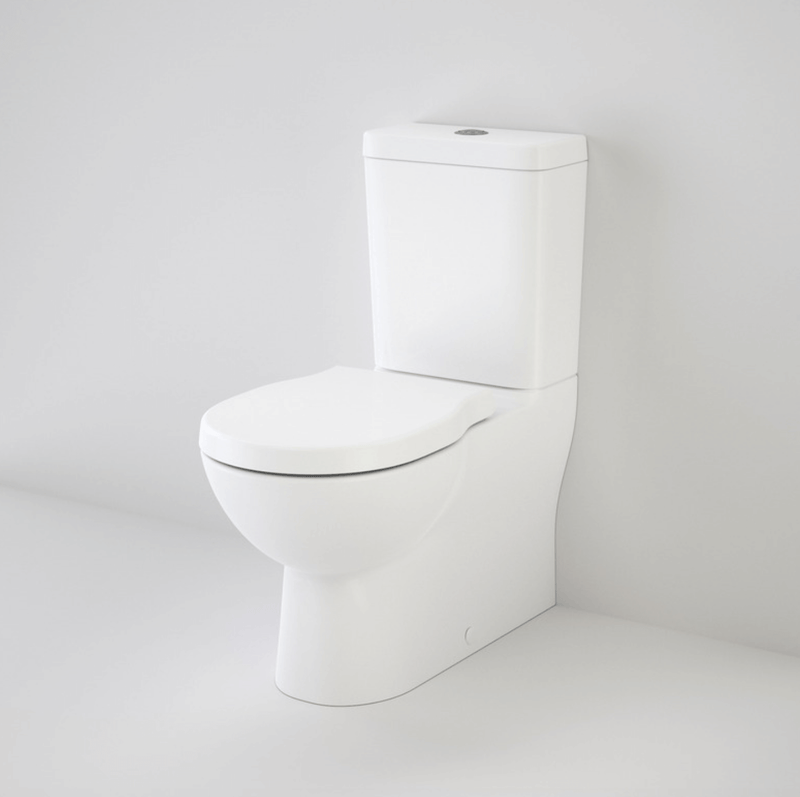 Opal II Wall Faced Toilet Suite