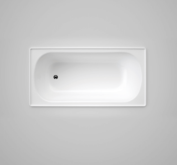 Caroma Stirling Steel Bath, 1525mm