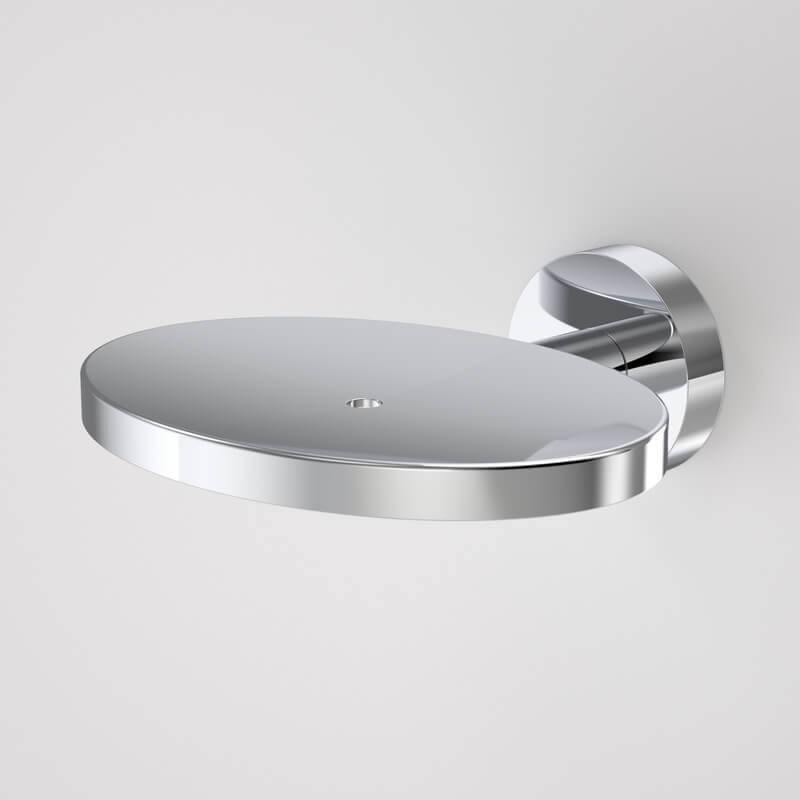 Caroma Cosmo Metal Soap Holder