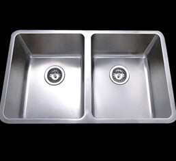 Desa PR4034D Double Bowl Undermount Sink