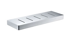 Eneo Shelf with Drain Slots - 300mm
