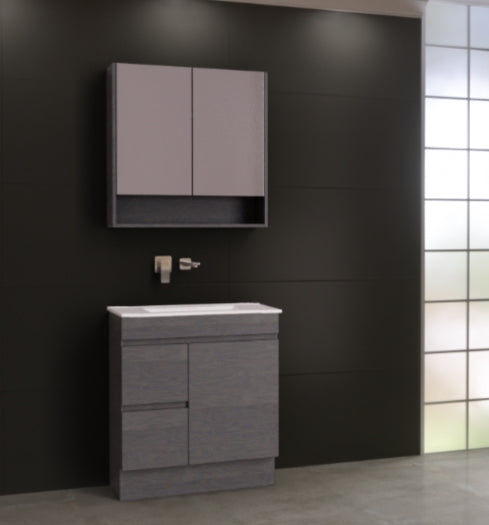Timberline Ensuite 750mm Floor Standing Vanity
