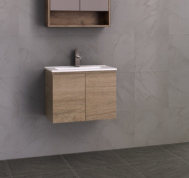 Timberline Florida Ensuite 600mm Wall Hung Vanity