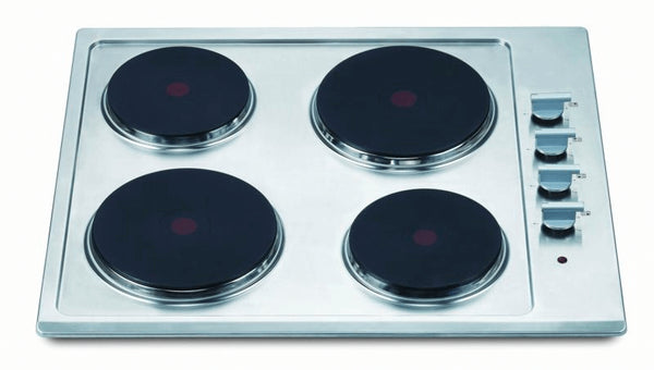 Four Burner 60cm Electric Cooktop
