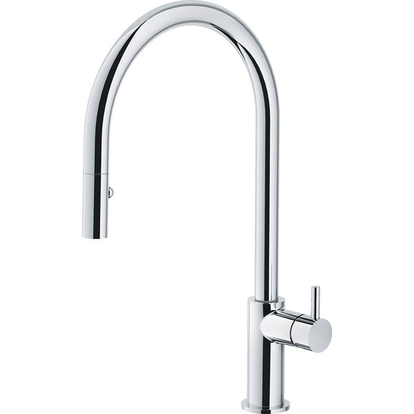 Franke Verona Pull Out Sink Mixer - Chrome