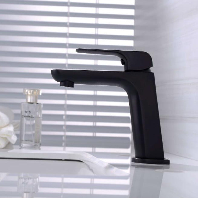 Fresh Basin Mixer - Matte Black