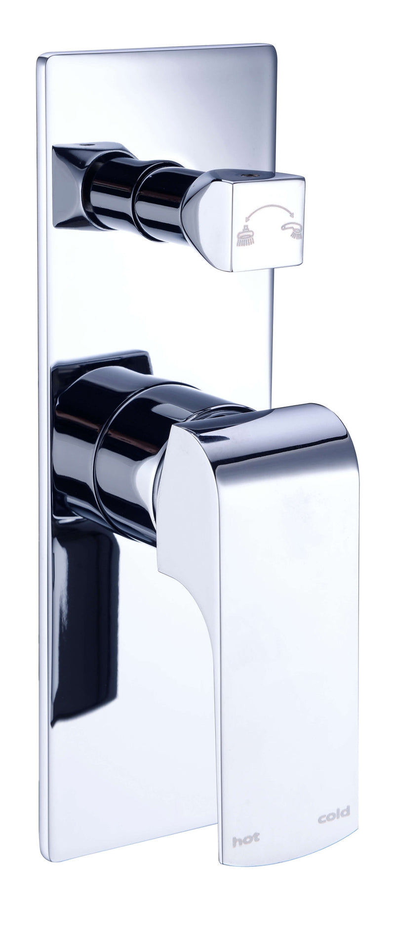 Fresh Shower/Bath Diverter Mixer