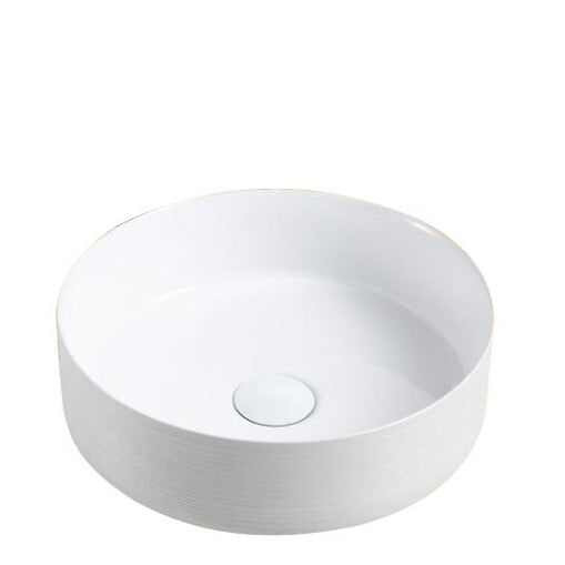 Essence Genoa Round Above Counter Basin with Outer Detail
